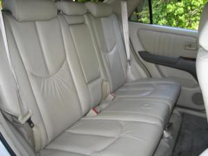 Lexus-RX-300 leather inside