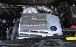 lexus rx-300 V6 four Can 24 VVT-i engine