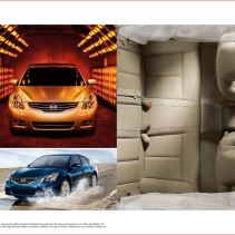 nissan altima air bags and safety