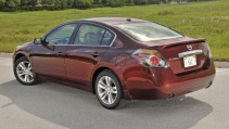nissan altima new and used parts